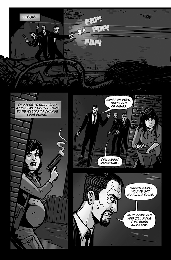 The God Child: Advent Page 2