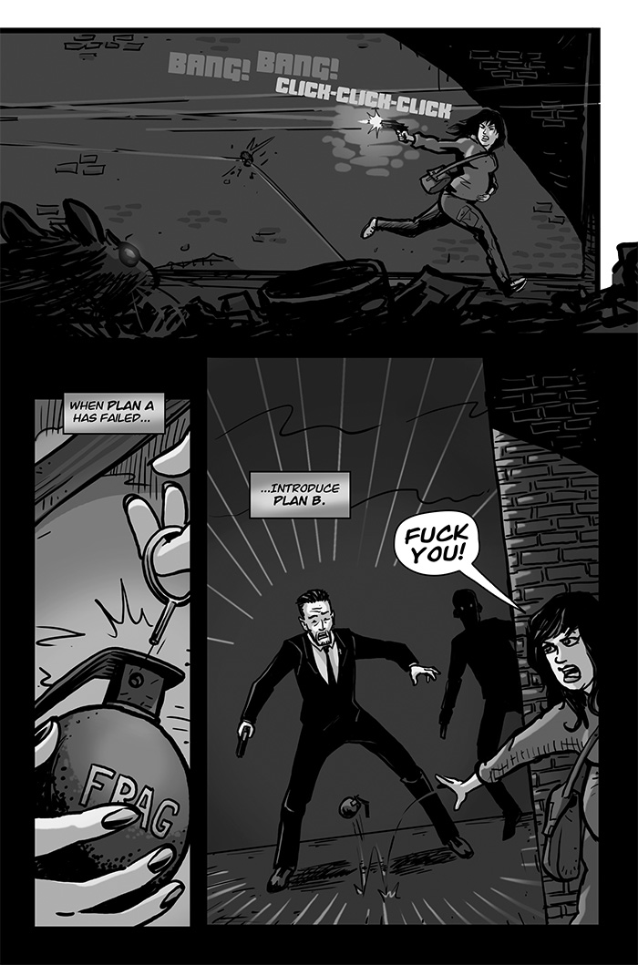 The God Child: Advent Page 3
