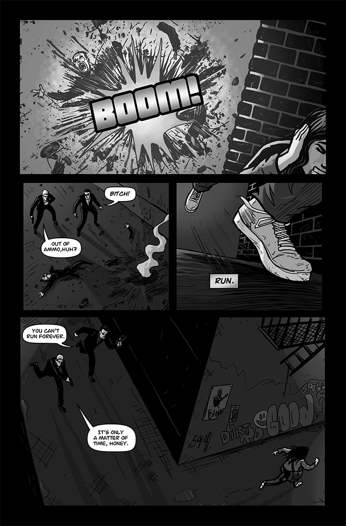 The God Child: Advent Page 4