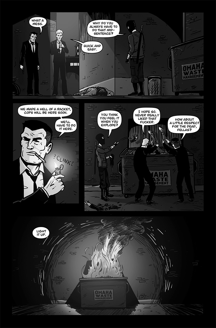 The God Child: Advent Page 8